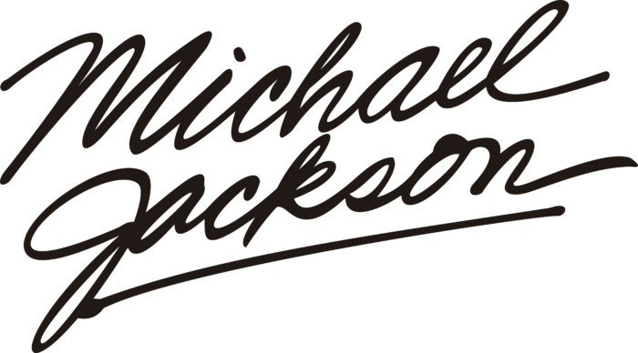 Michael Jackson Logo text