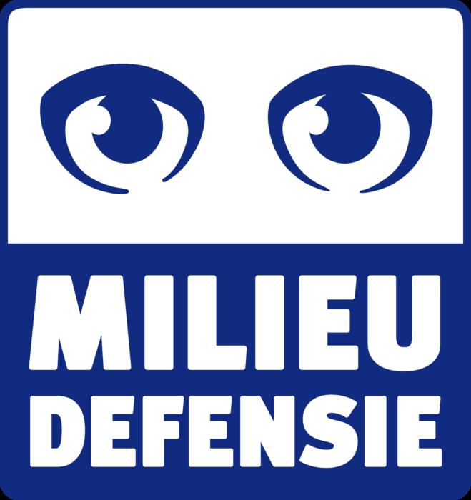 Milieu Defensie Logo old
