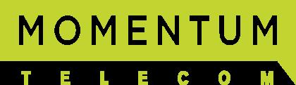Momentum Telecom Logo full