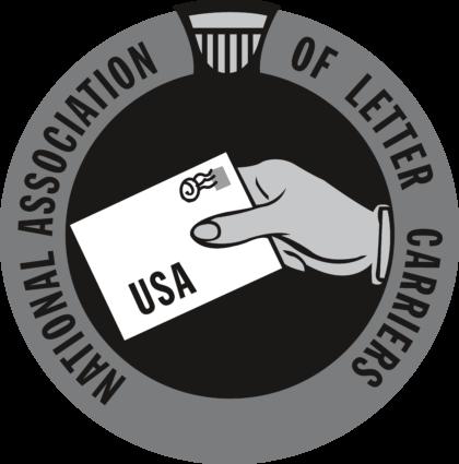 National Association of Letter Carriers Logo