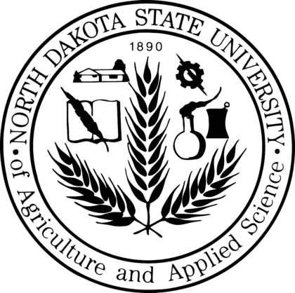North Dakota State University Logo full