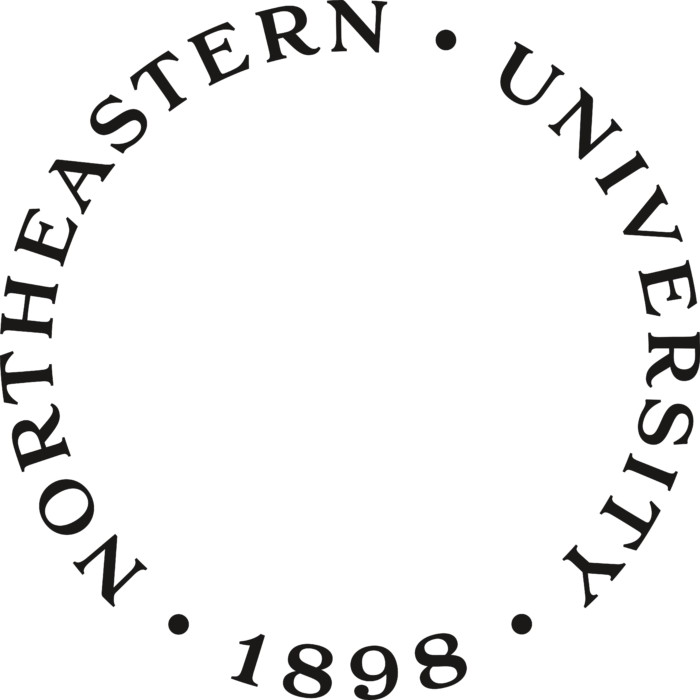 Northeastern University Logo text