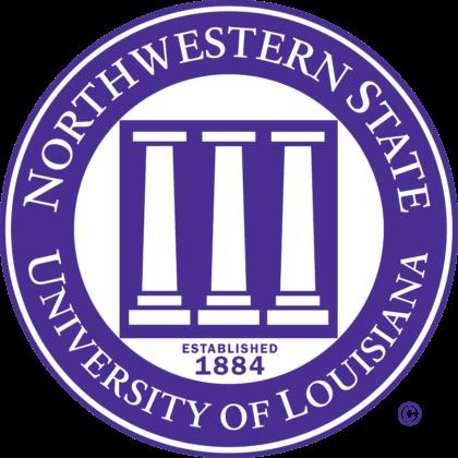 Northwestern State University Logo full