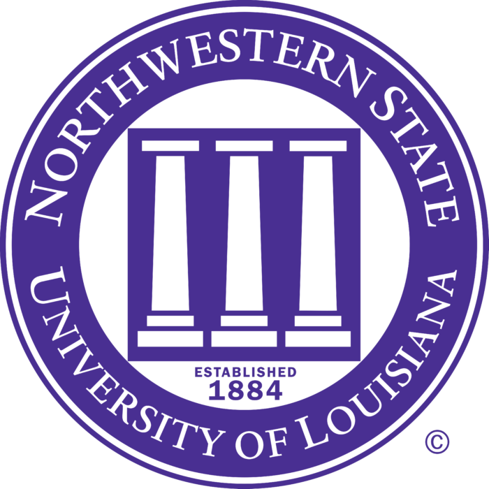 Northwestern State University Logo full
