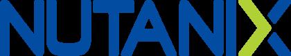 Nutanix Logo blue