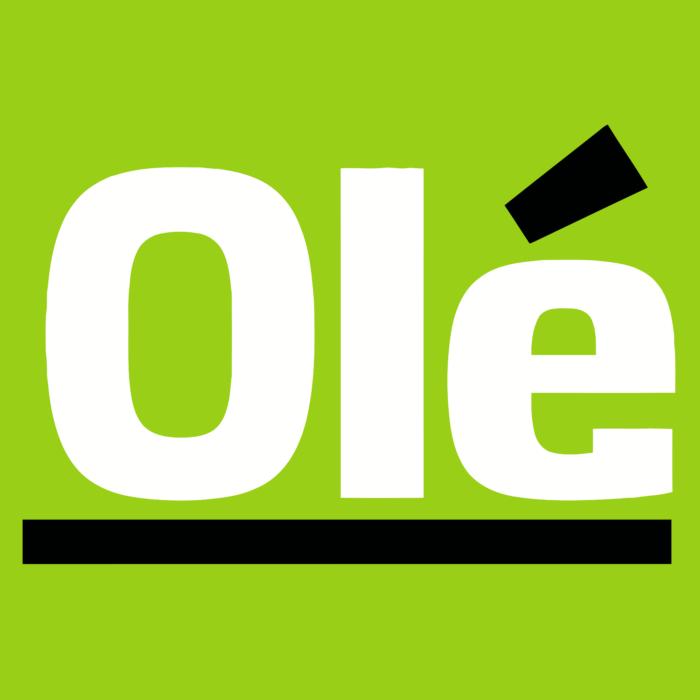 Olé Logo old