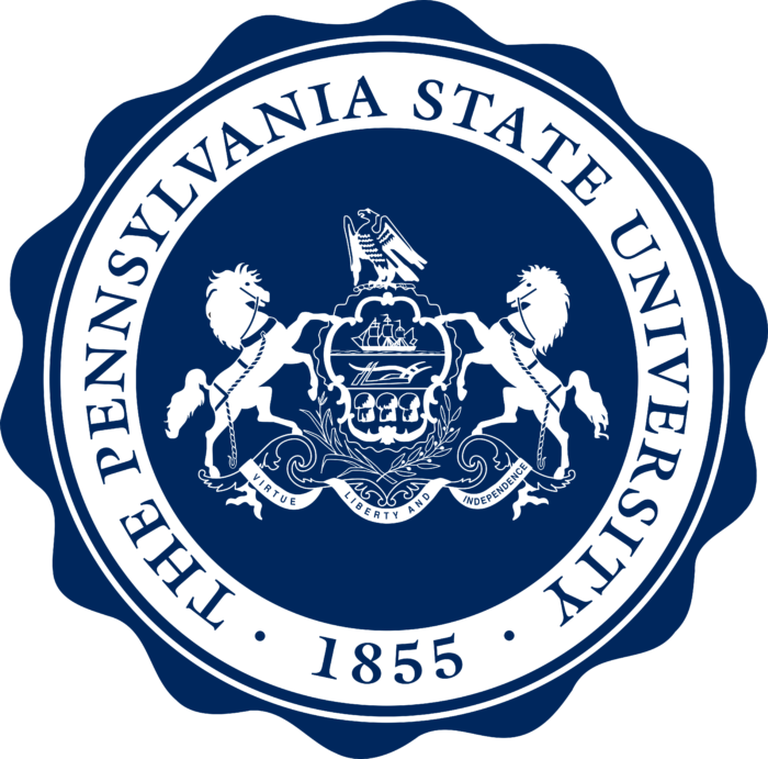 Pennsylvania State University Logo old 1
