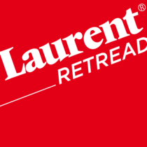 Pneu Laurent Logo retread