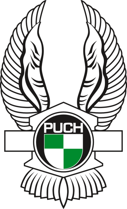 Puch Logo wings