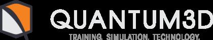 Quantum 3D Logo