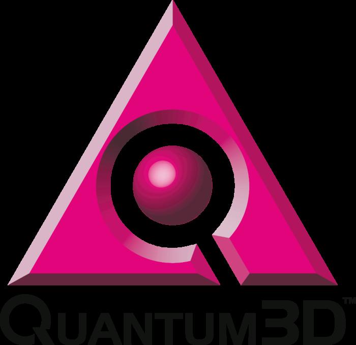 Quantum 3D Logo old