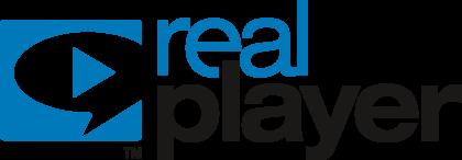 RealPlayer Logo full