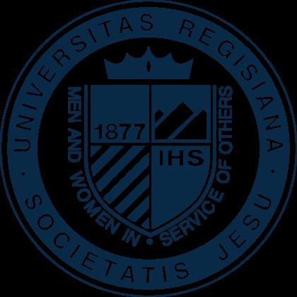 Regis University Logo 2