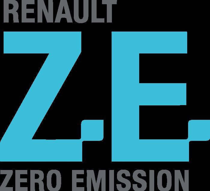 Renault Zero Emissions Logo