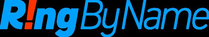 RingByName Logo full