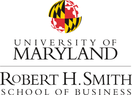 Robert H. Smith School of Business Logo full