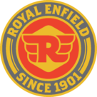 Royal Enfield Logo full