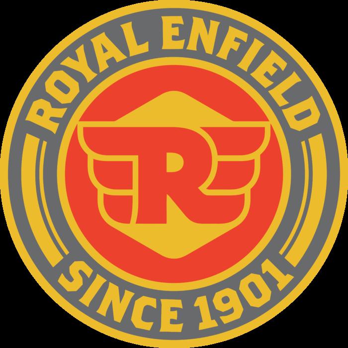 Royal Enfield Logo full