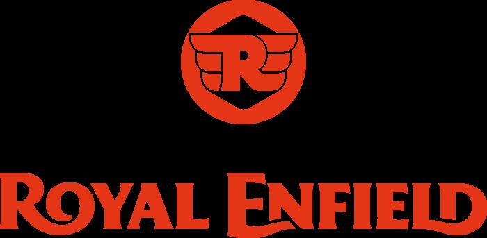 Royal Enfield Logo full red