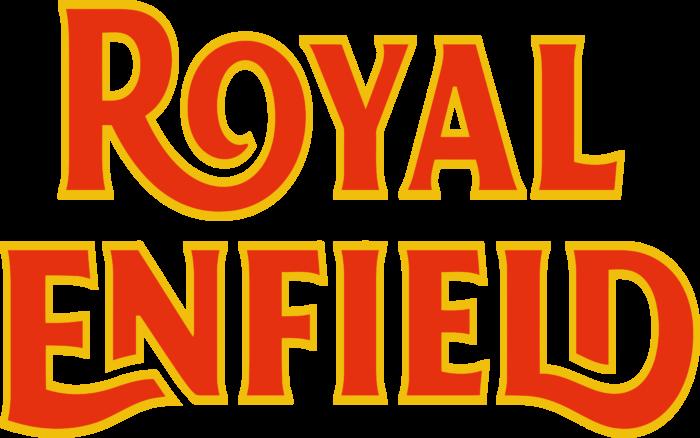 Royal Enfield Logo text