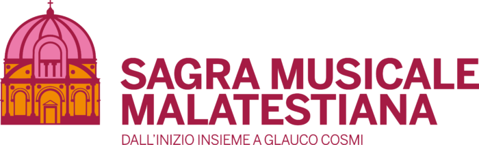 Sagra Musicale Malatestiana Logo red
