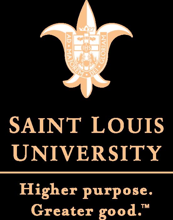 Saint Louis University Logo old