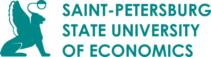 Saint Petersburg State University of Economics Logo