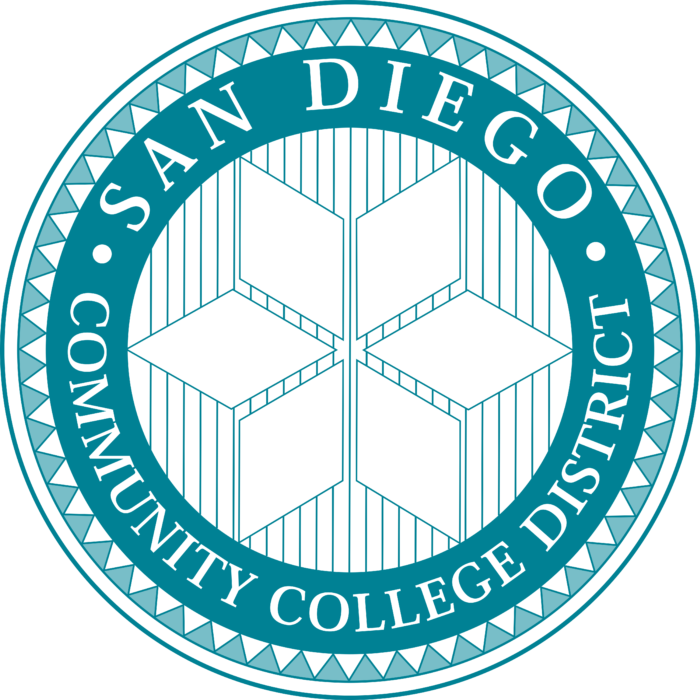 San Diego Community College District Logo old 1