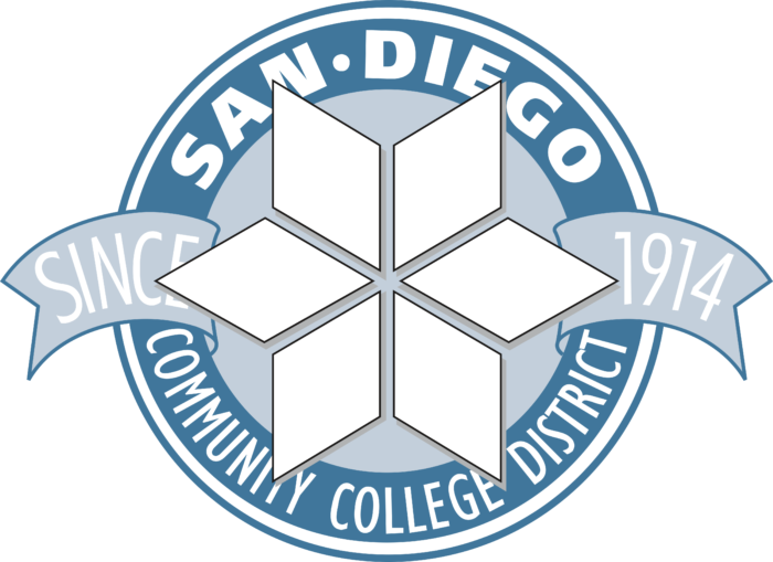 San Diego Community College District Logo old 2