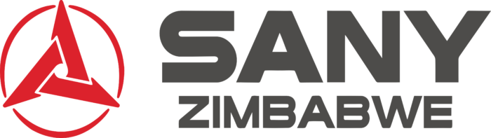 Sany Heavy Industry Co. Logo Zimbabwe