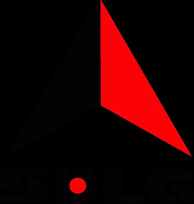 Shandong Lingong Construction Machinery Co. Logo old