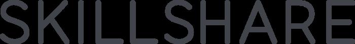 Skillshare Logo text