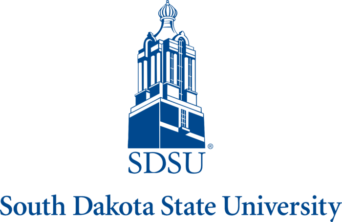 South Dakota State University Logo old full