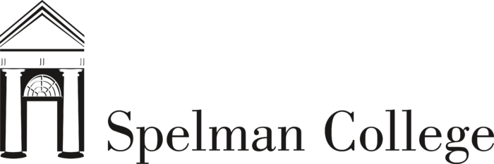 Spelman College Logo black