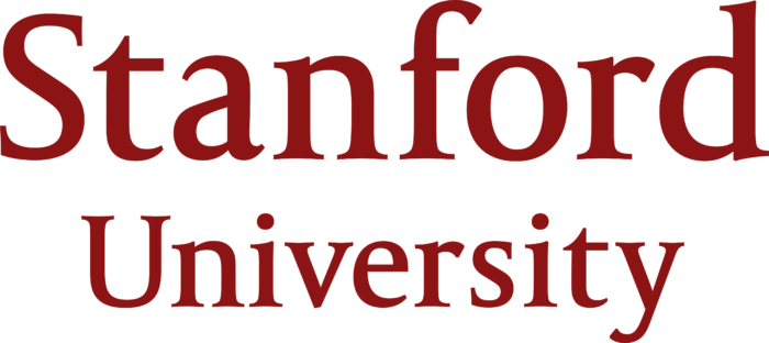 Stanford University Logo text