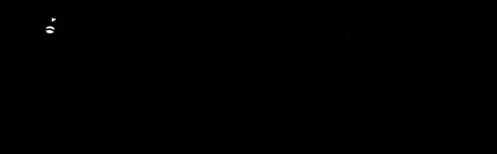 Stortinget Logo horizontally