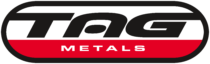 Tag Metals Logo full