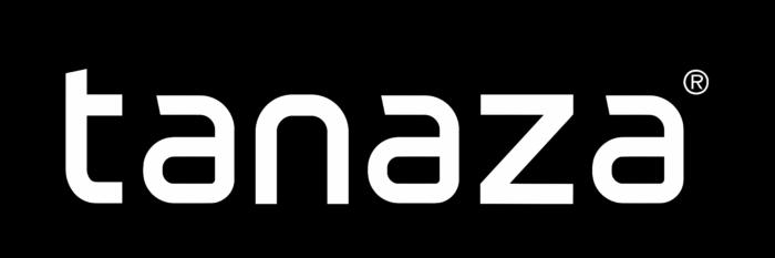Tanaza Logo black background