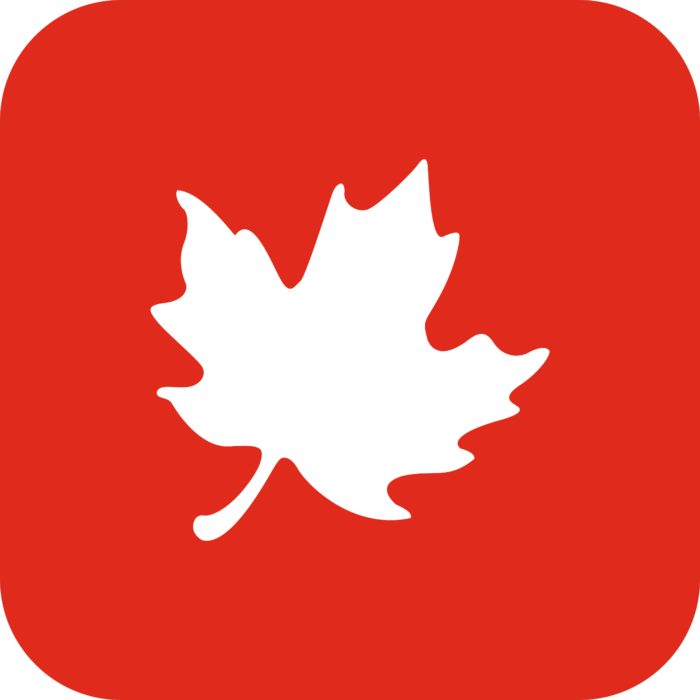 The Globe and Mail Logo maple leaf