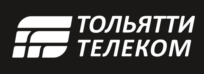 Togliatti Telecom Logo black
