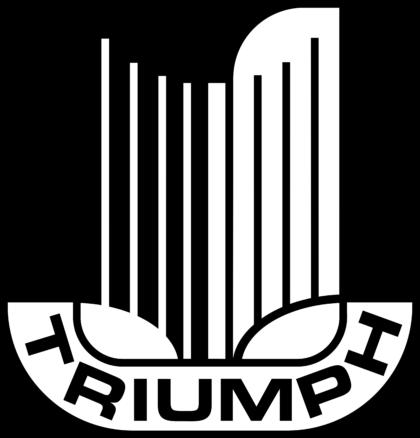 Triumph Logo black
