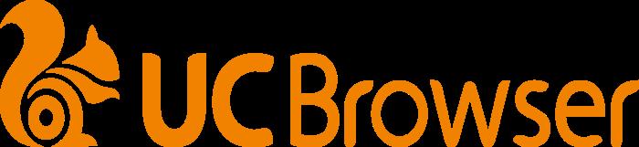 UC Browser Logo squirrel horizontally