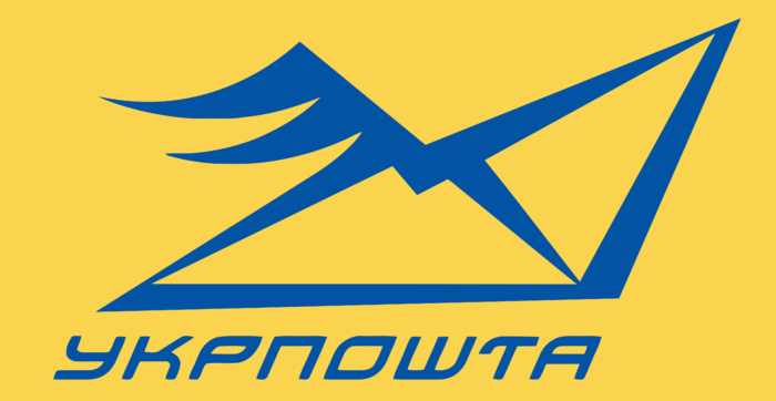 Ukrposhta Logo old