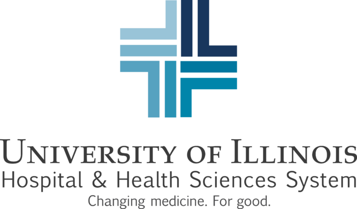 University of Illinois Hospital & Health Sciences System Logo old