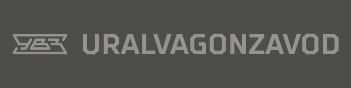 UralVagonZavod Logo black