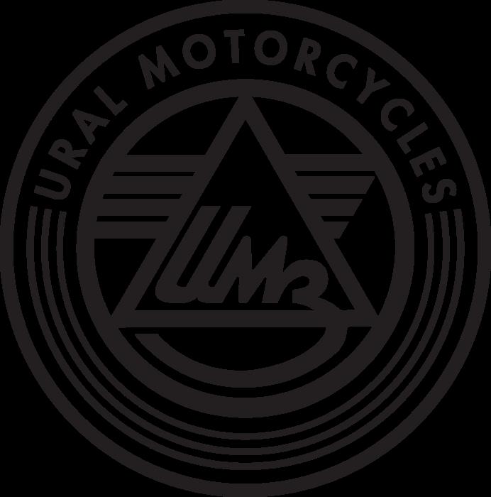Uralmoto Logo black