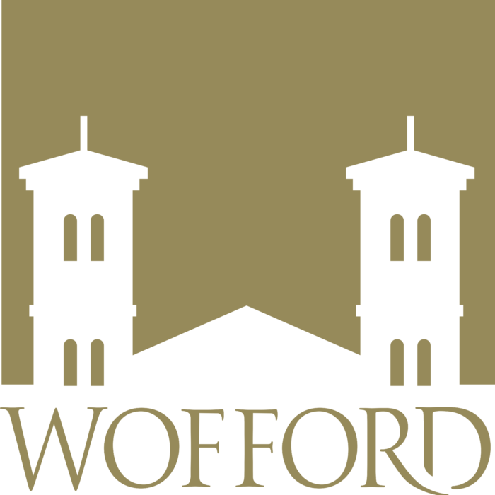 Wofford College Logo old full