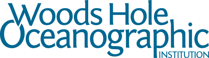 Woods Hole Oceanographic Institution Logo text