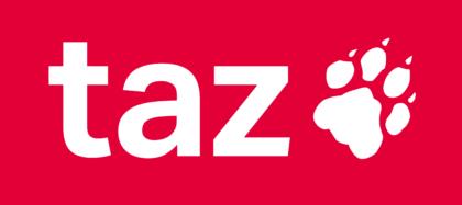 die Tageszeitung Logo