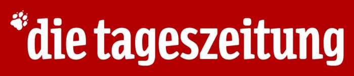 die Tageszeitung Logo full